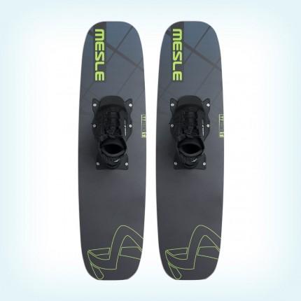 Narty Shortboard Trick T7 duo + wiązanie  B6