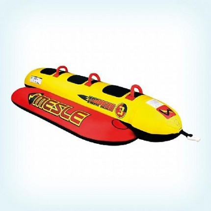 Zestaw Tuba do Holowania za łodzią TORPEDO 3P + linka