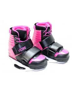 Wiązania wakeboard pink MAX