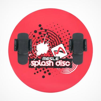Talerz Splash Disc 74  czerwony