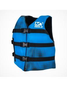 Kamizelka asekuracyjna dziecięca  S200 Sportsman niebieska