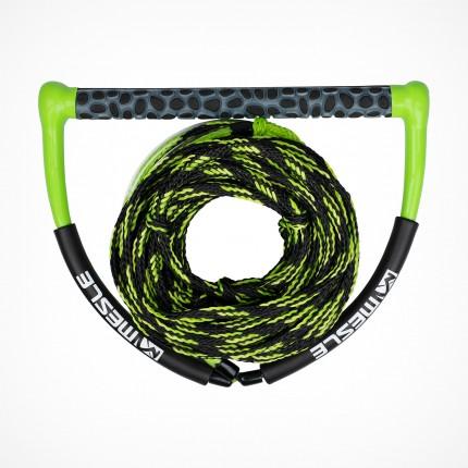 Lina wakeboard TEAM 65'  4 sekcje  Zielono/czarna