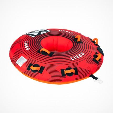 Koło do holowania za łodzią ORBIT czerwone