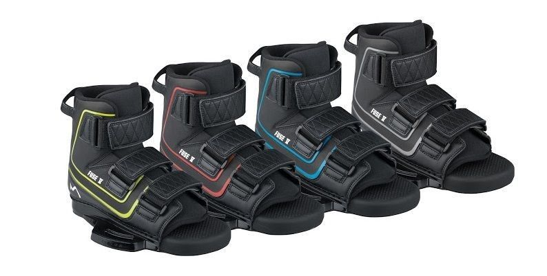 Wakeboard bindings also called wakeboard shoes