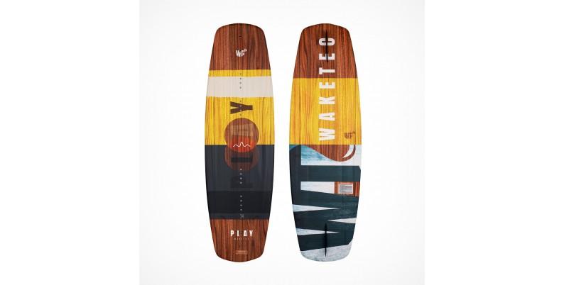 Zestawy desek wakeboard wraz z wiązaniami