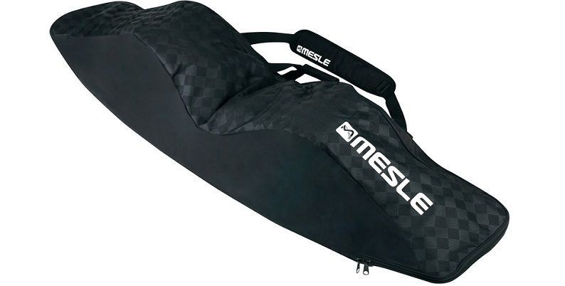 Wakeboard and kiteboard bag for boards and accessories