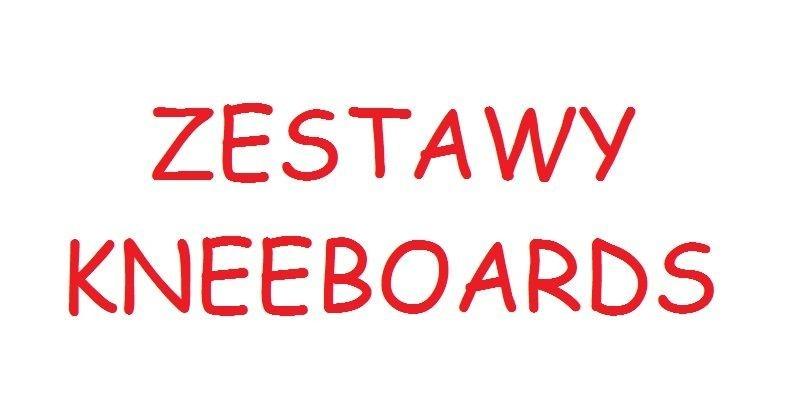 Kompletne zestawy kneeboards gotowe do kneeboardingu