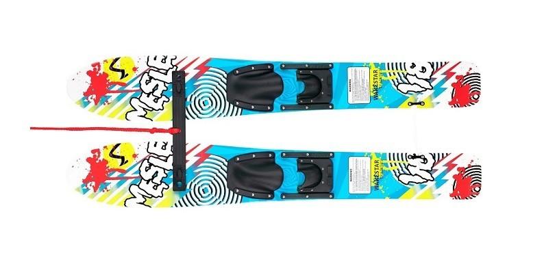 Children's Combo skis for beginners