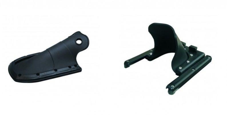 Ski accessories: bindings, ballasts, stabilizers