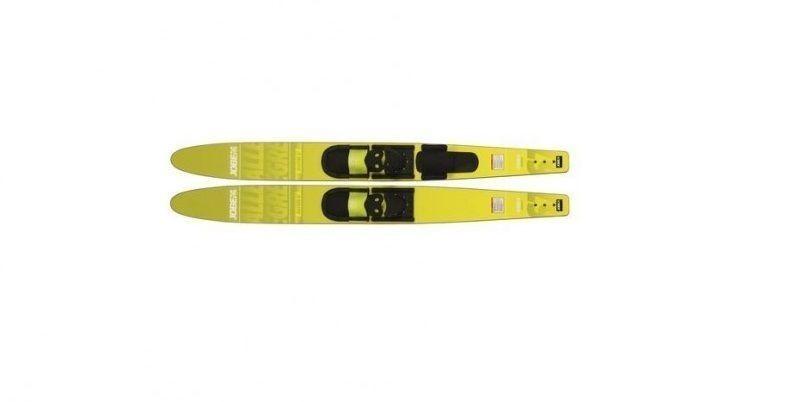Slalom water skiing intended for beginners