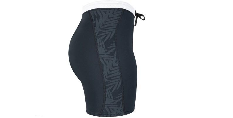 Women's neoprene shorts