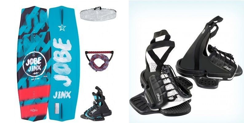 This year's collection of wakeboard boards for children
