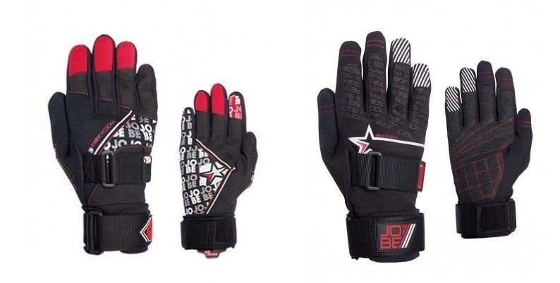 Soft and comfortable gloves for water sports